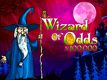 Автомат Wizard Of Odds