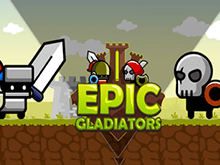 Онлайн Зеркало Вулкан — играть на видеослоте Epic Gladiators
