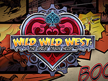 Wild Wild West: The Great Train Heist на зеркале Вулкан